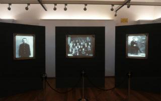 La posa infinita, 2011, installation view