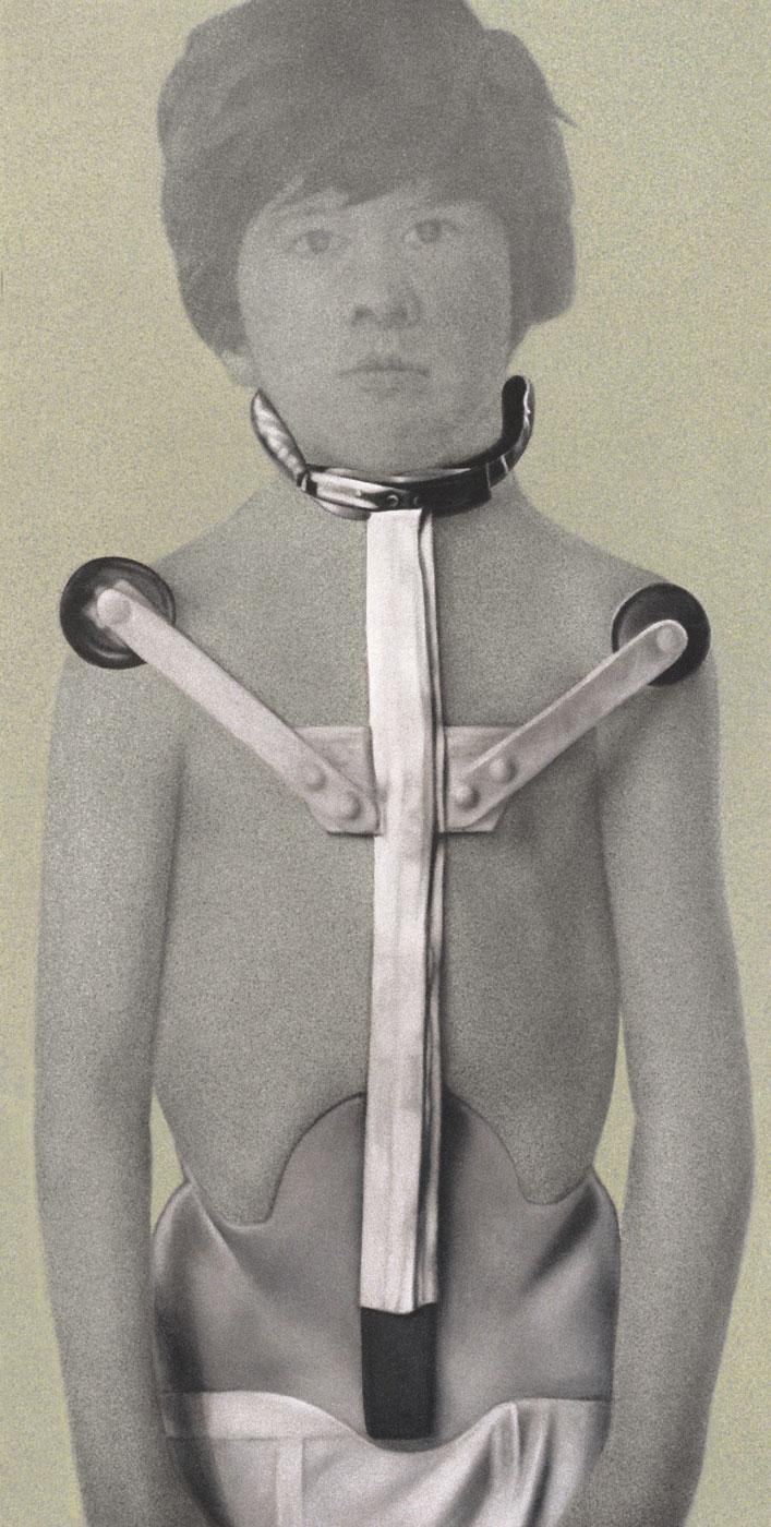 ShoulderPads (serie Steak&Steel), 2004