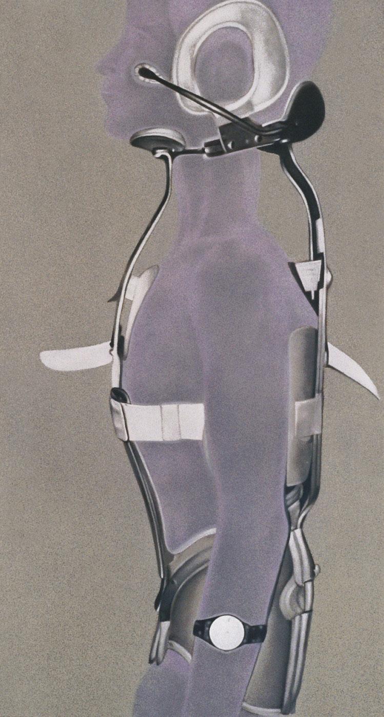 HeadOutriggers (serie Steak&Steel), 2004