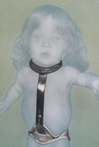 InfantMilw (serie Steak&Steel), 2004