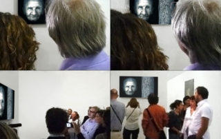 Karma n.1 (earth), 2011: installation view, 53° Biennale d'Arte di Venezia