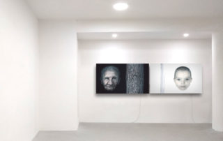 Karma, 2011, installation view