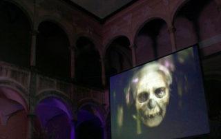 Karma baroque, 2010, installation view